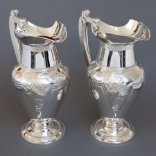 Water pitcher pair