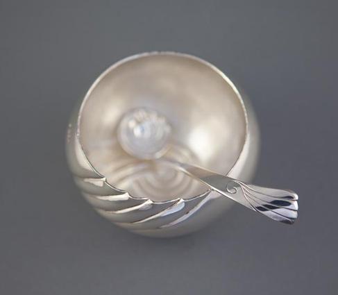 Sugar Bowl and Spoon