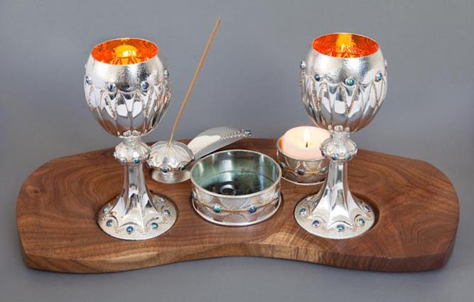 Wine Goblet Set
